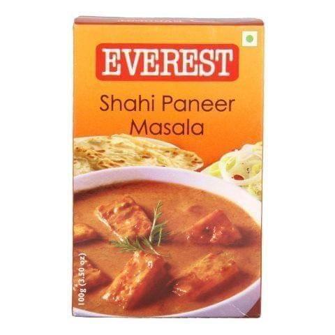 EVEREST - SHAHI PANEER MASALA - 100 Gms