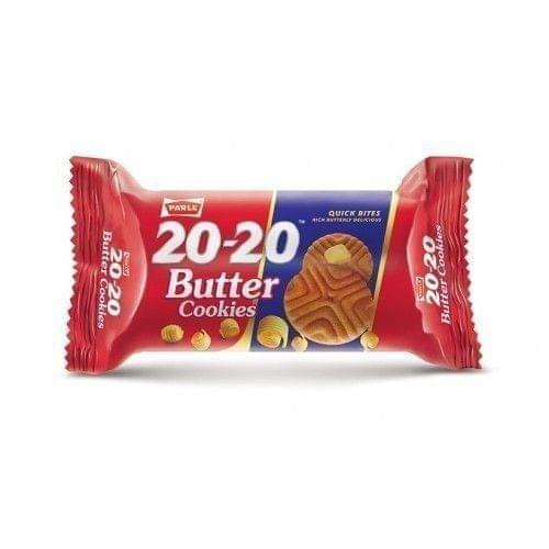 PARLE - 20-20 BUTTER COOKIES - 48 Gms