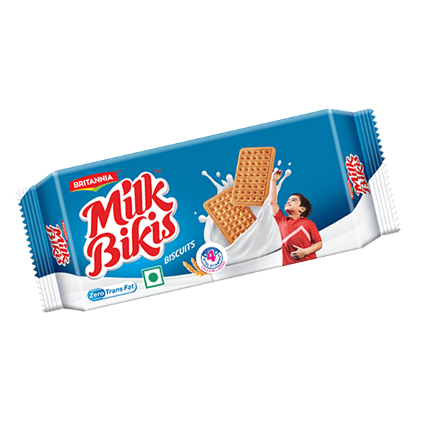 BRITANNIA - MILK BIKIS BISCUITS - 150 Gms