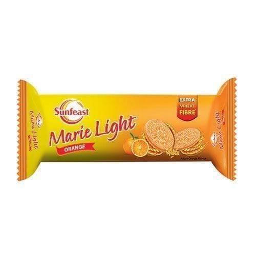 SUNFEAST - MARIE LIGHT ORANGE - 120 Gms
