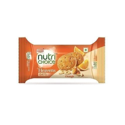 BRITANNIA - NUTRI CHOICE OATS - ORANGE - 75 Gms
