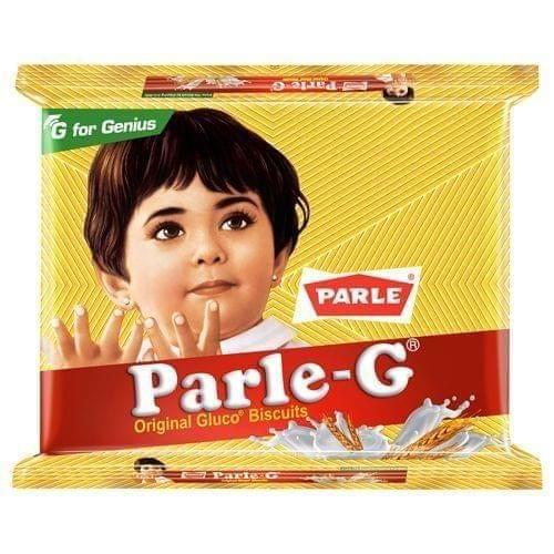 PARLE-G - ORIGINAL GLUCOSE BISCUITS - 250 Gms