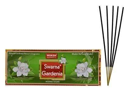 SWARNA - GARDENIA INCENSE STICKS - 80 Gms