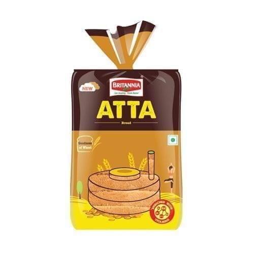 BRITANNIA - ATTA BREAD - 400 Gms