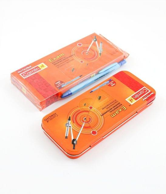 CAMLIN - EXAM - GEOMETRY BOX - 1 PIECE