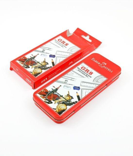 FABER - CASTELL - GEOMETRY BOX - 1 PIECE