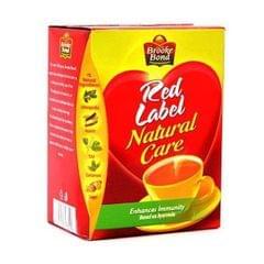 RED LABEL - NATURAL CARE TEA - 500 Gms