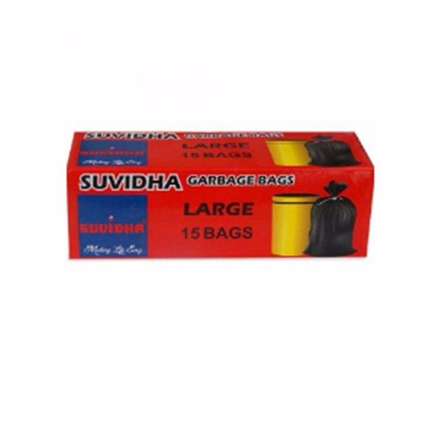 SUVIDHA - GARBAGE BAG - LARGE