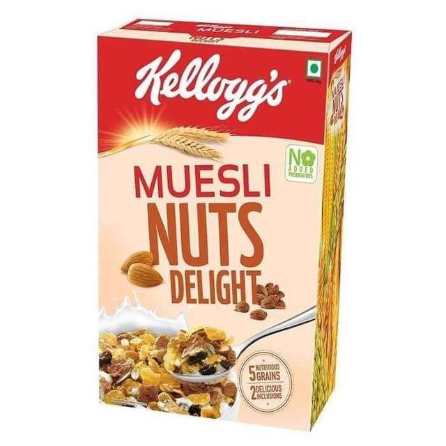 KELLOGG'S - MUESLI NUTS DELIGHT - 500 Gms