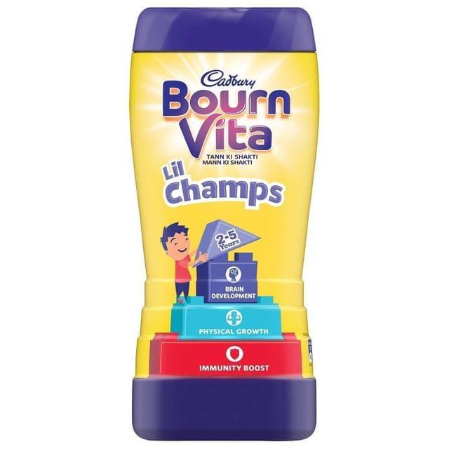 BOURNVITA - LITTLE CHAMPS - 200 Gms