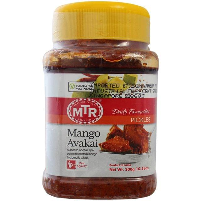 MTR - MANGO AVAKAI PICKLE - 500 Gms