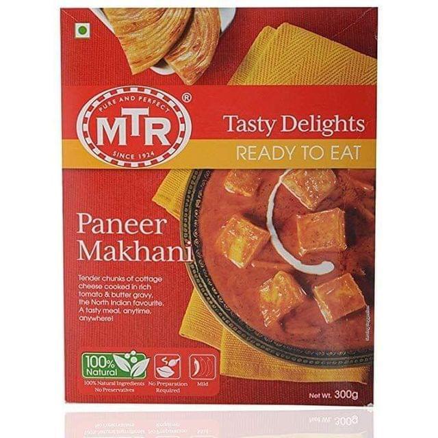 MTR - PANEER MAKHANI - 300 Gms