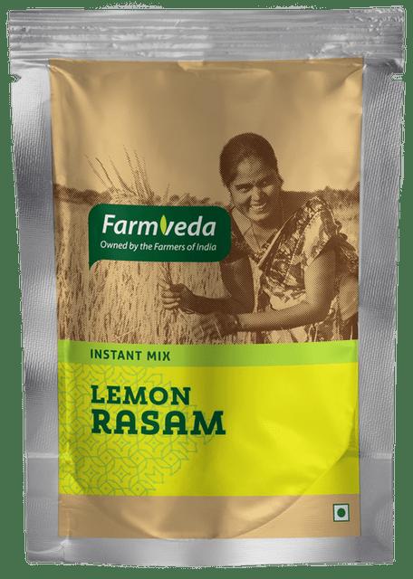 FARMVEDA - LEMON RASAM - 100 Gms