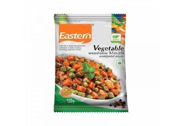 EASTERN - VEGETABLE MASALA - 100 Gms