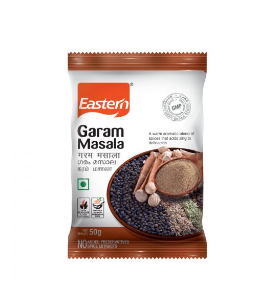 EASTERN - GARAM MASALA - 50 Gms