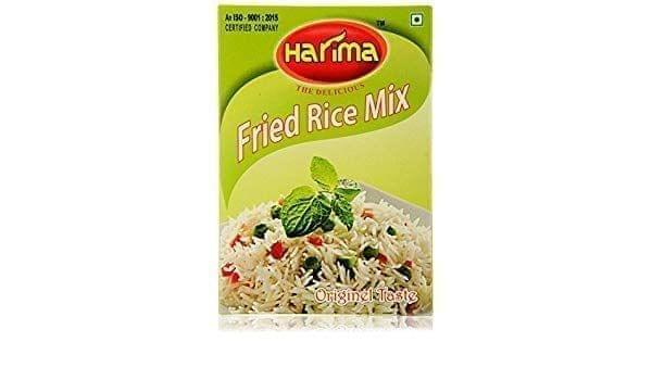HARIMA - FRIED RICE MIX - 50 Gms