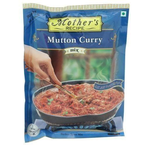 MOTHERS - MUTTON CURRY MIX - 100 Gms