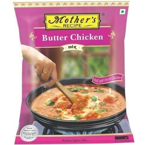 MOTHERS - BUTTER CHICKEN - 80 Gms