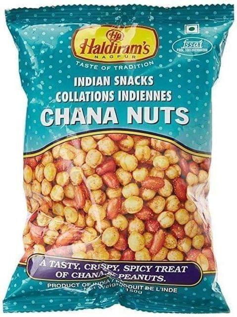 HALDIRAMS - CHANNA NUTS - 150 Gms