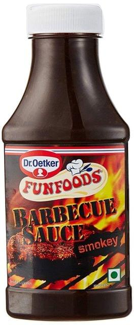 FUNFOOD'S - BARBECUE SAUCE -  SMOKEY - 300 Gms
