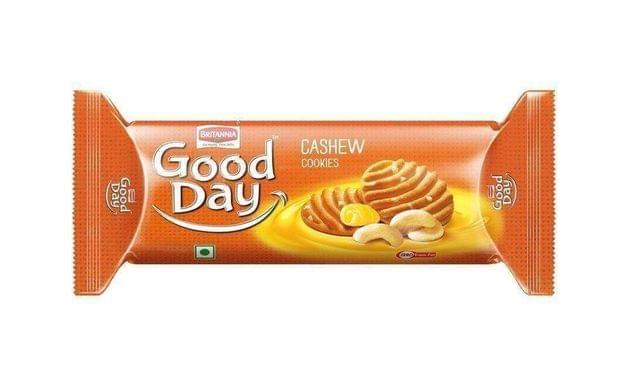 BRITANNIA - GOOD DAY CASHEW COOKIES - 100 Gms