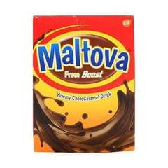 MALTOVA FROM BOOST - CHOCOCARMEL DRINK - 500 Gms