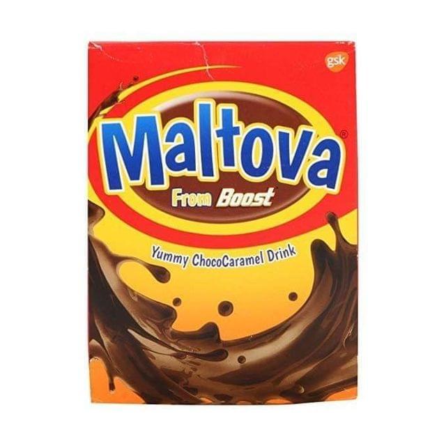 MALTOVA FROM BOOST - CHOCOCARMEL DRINK - 500 Gms