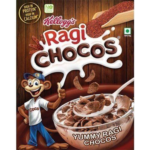 KELLOGGS - RAGI CHOCOS - 350 Gms