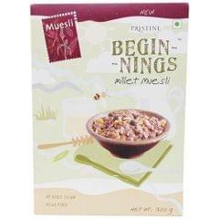 PRISTINE - BEGIN NINGS - MILLET MUESLI - 300 Gms