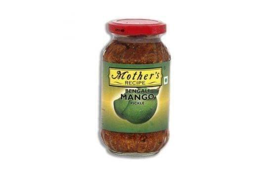 MOTHERS - BENGALI MANGO PICKLE - 300 Gms