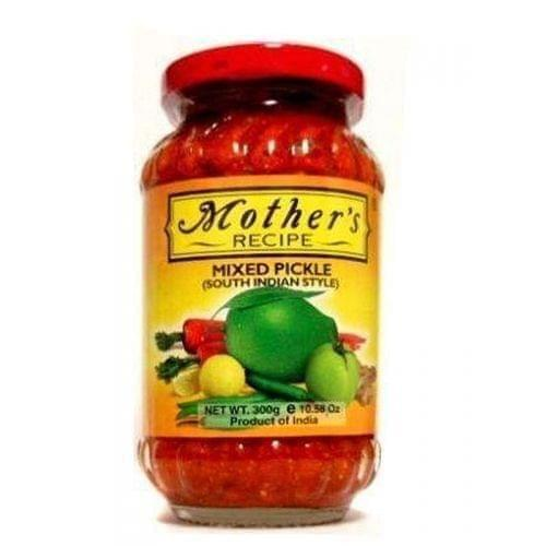 MOTHERS - MIXED PICKLE (SOUTH INDIAN STYLE) - 400 Gms