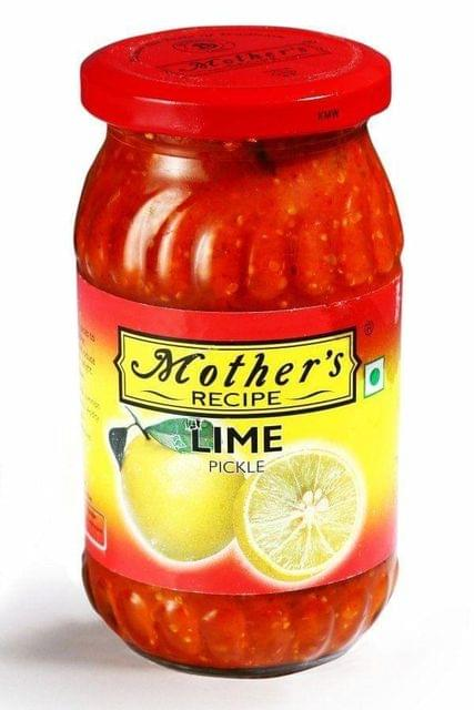 MOTHERS - LIME PICKLE - 400 Gms