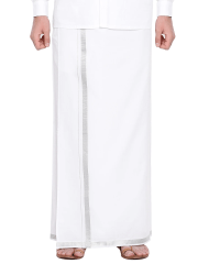 DHOTI COTTON - DOUBLE - DRY CLEAN