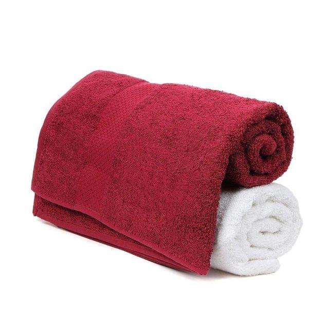 BATH TOWEL - WASH & PRESS