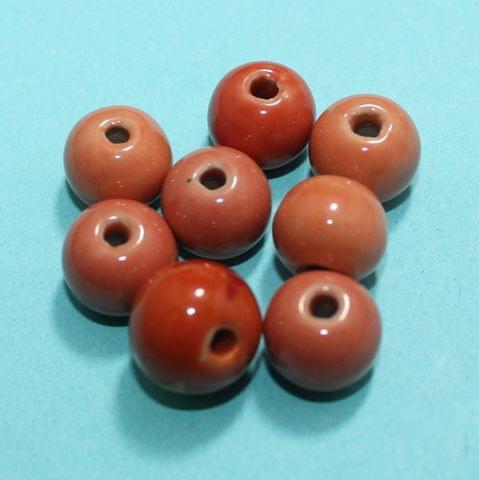 64 Pcs Ceramic Beads Assorted 31x18 mm
