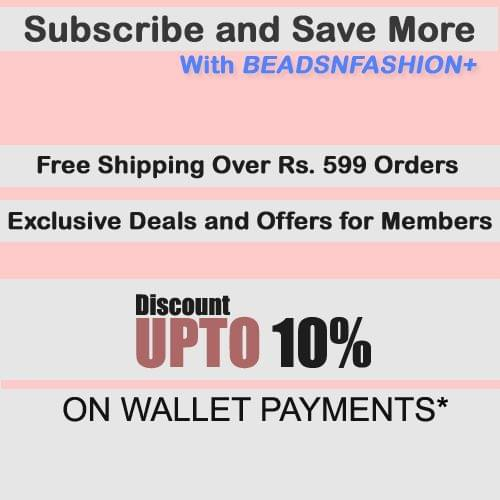 Wallet Points Subscription For Beadsnfashion+ Membership
