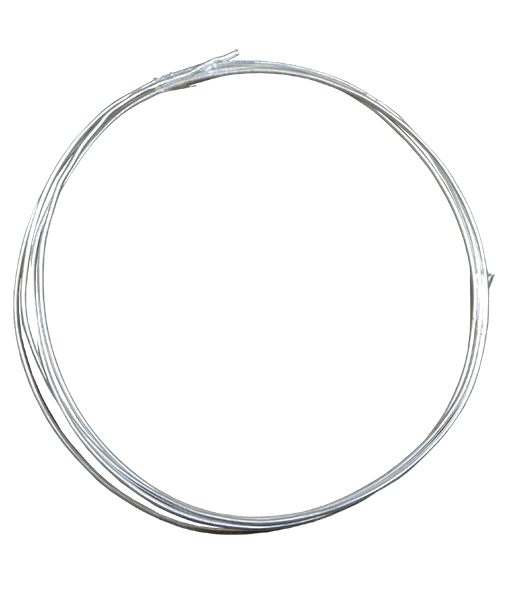 92.5 Sterling Silver 0.4mm Wire ( 5 Meters)