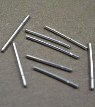 92.5 Sterling Silver Post for Earrings 11mm