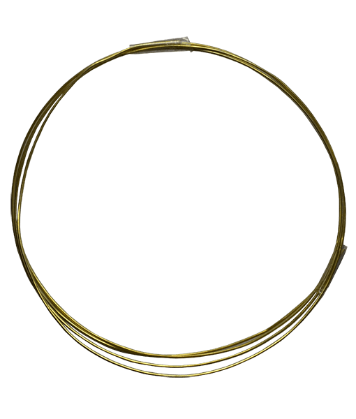 92.5 Sterling Silver 0.6mm Wire (1 Meter)