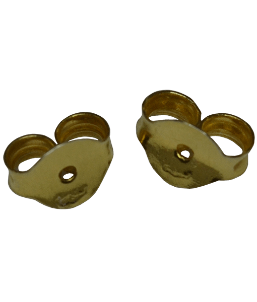 92.5 Sterling Silver Earring Backs