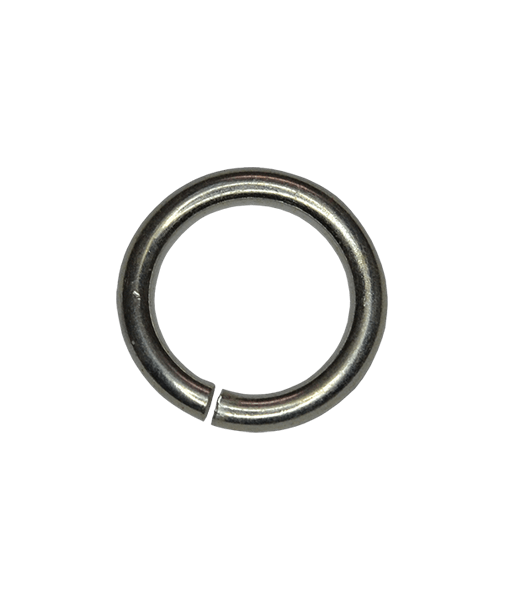 92.5 Sterling Silver 3mm Open Jump Rings