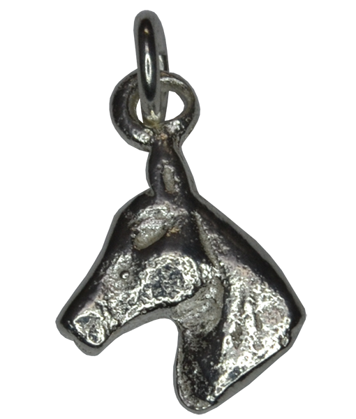 92.5 Sterling Silver Horse Charm