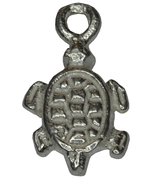 92.5 Sterling Silver Turtle Charm