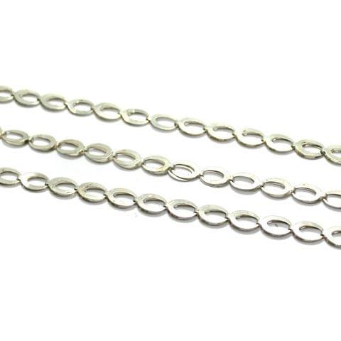 Metal Chain Silver 5 Mtr