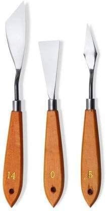 Artist Painting Palette Knife Set of 3 Pcs