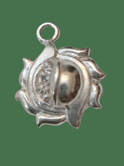 Sterling Silver Sun Charm