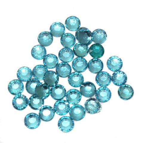 Silk Thread Jewellery Making & Decorating Round Stones 4mm , Pack Of 50 Gm