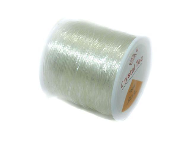 Elastic Cord 100 Mtrs Spool, Size 1 mm
