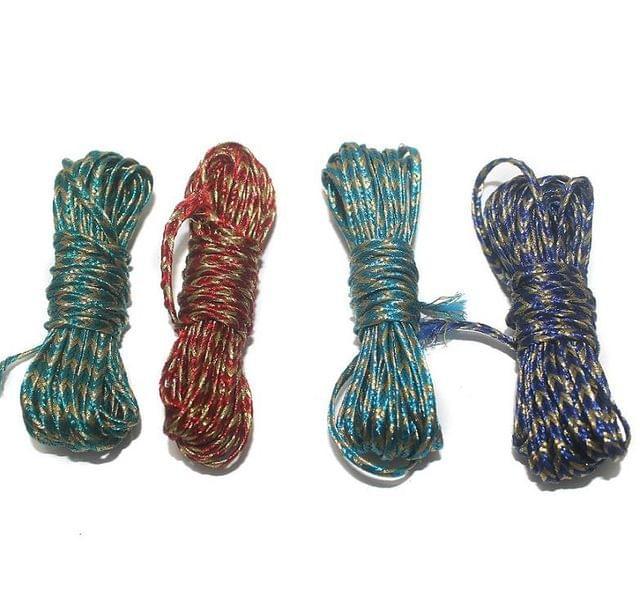 Soutache Braid Cord 4 Colors
