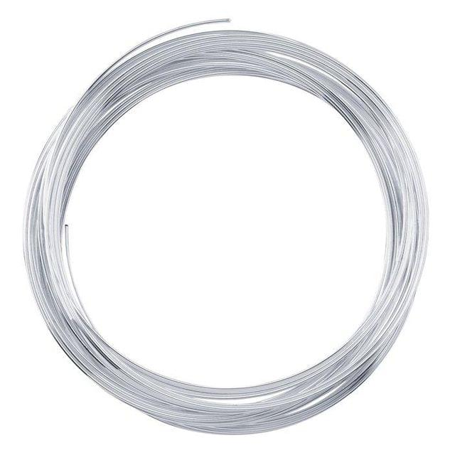 50 Row Silver Memory Wire For Chokers / Necklace [22 Gauge]